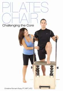 The Pilates Chair  Challenge the Core-