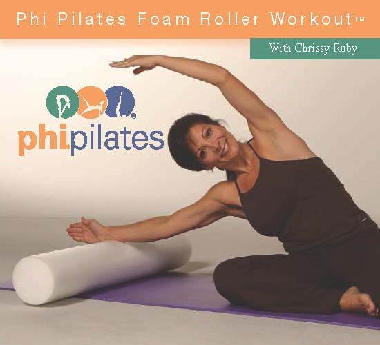 Pilates Foam Roller DVD-