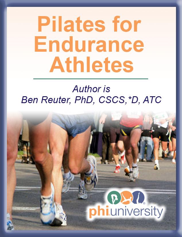 Pilates for the Endurance Athlete-