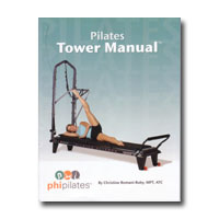 PHI Pilates Tower/Cadillac Manual-
