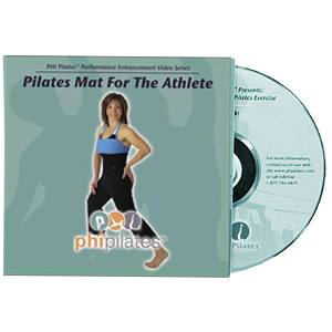 Pilates Mat For The Athlete DVD-