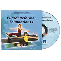 Pilates Reformer Foundations I DVD-
