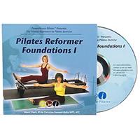Pilates Reformer Foundations I DVD-