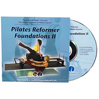 Pilates Reformer Foundations II DVD-