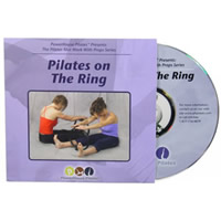 Pilates on the Ring DVD-