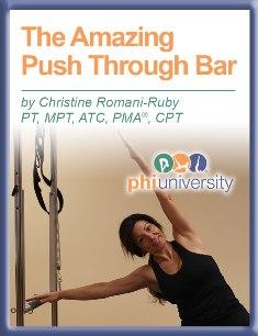 Push Through Bar Online Course Cover