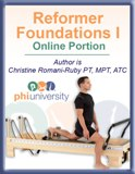 Reformer Foundations I Online Portion-