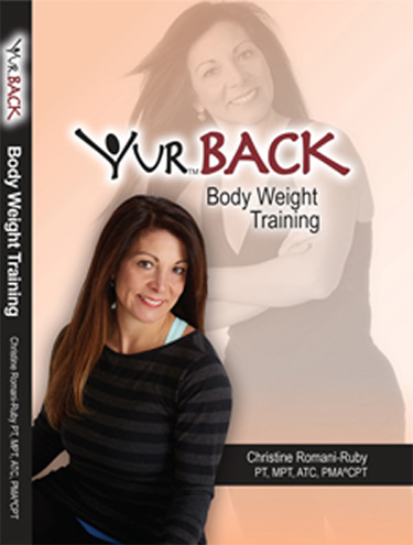 YUR Back Body Weight Training DVD-TRX