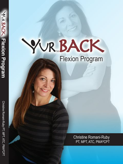 YUR Back Flexion Program DVD-