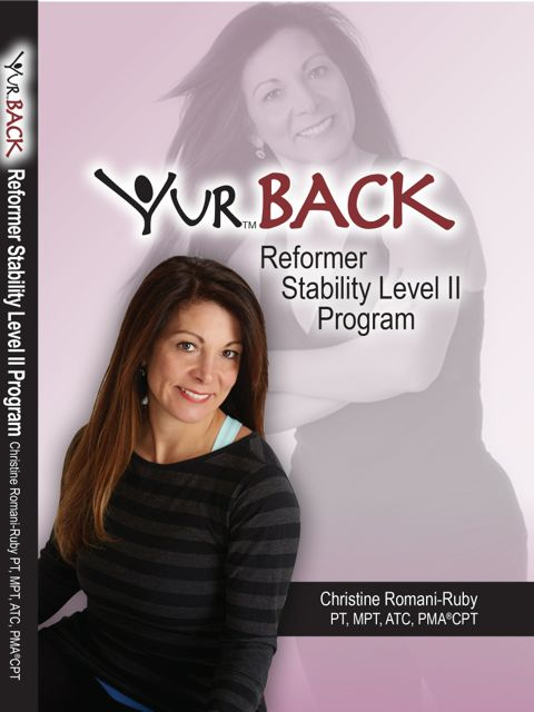 YUR Back Reformer Stability Level II Program DVD-