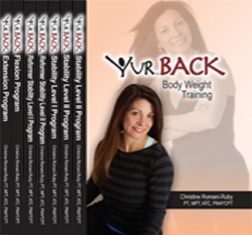 YUR Back DVD Discount-