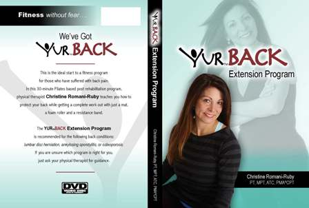 YUR Back Extension Program DVD-