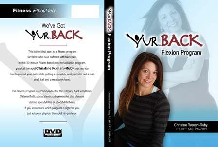 YUR Back Flexion Program DVD-