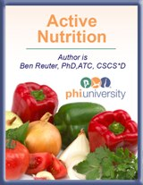 Active Nutrition-
