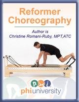 Reformer Choreography-